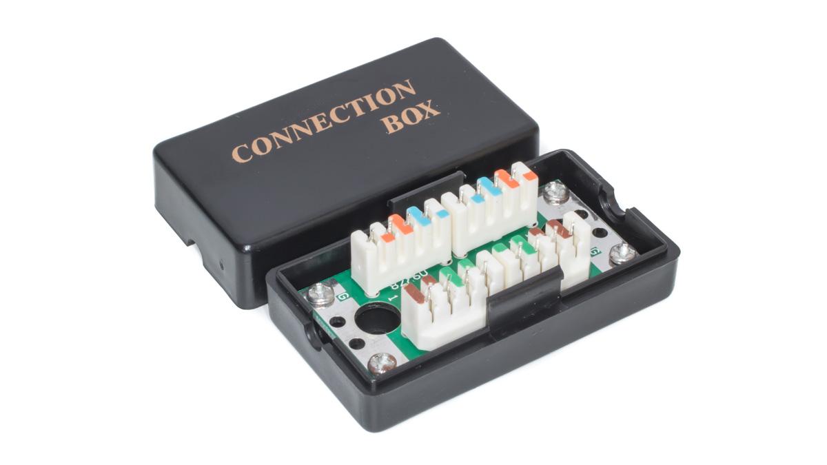Чем соединить интернет кабель между собой